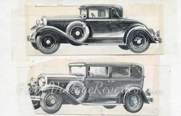 old dodge car ads