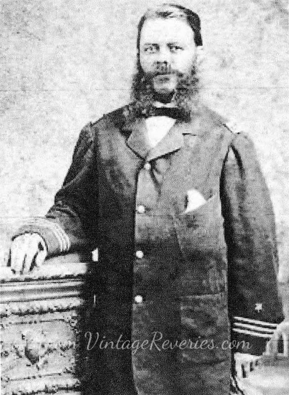 william R. Hoel uss pittsburgh