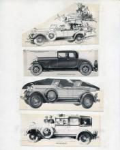 1920s Lincoln auto ads