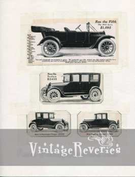 1913 Reo The 5th car