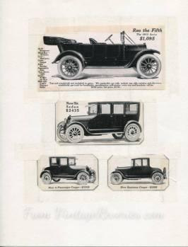 1913 Reo The 5th car