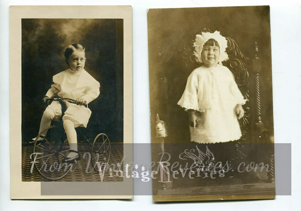 1800s baby and childrens photos