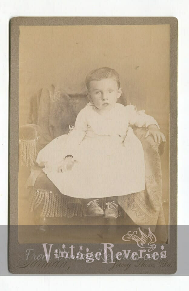 Pictures of Turn of the Century Children and Teenagers