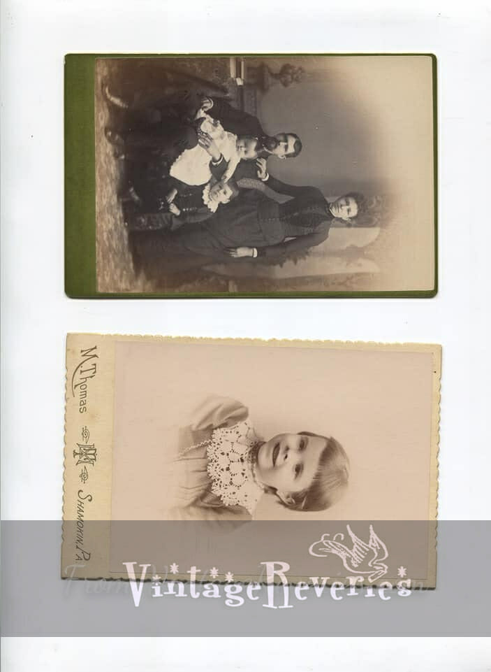1800s portraits