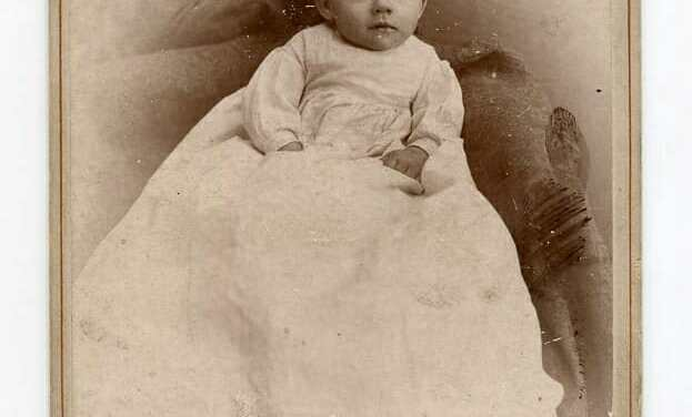 1800s baby photos