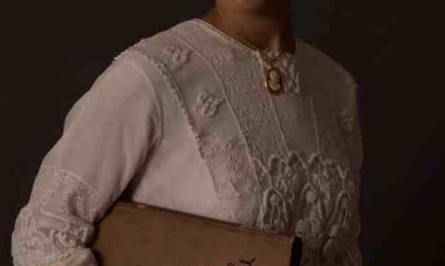Edwardian Lace Dress on Anita