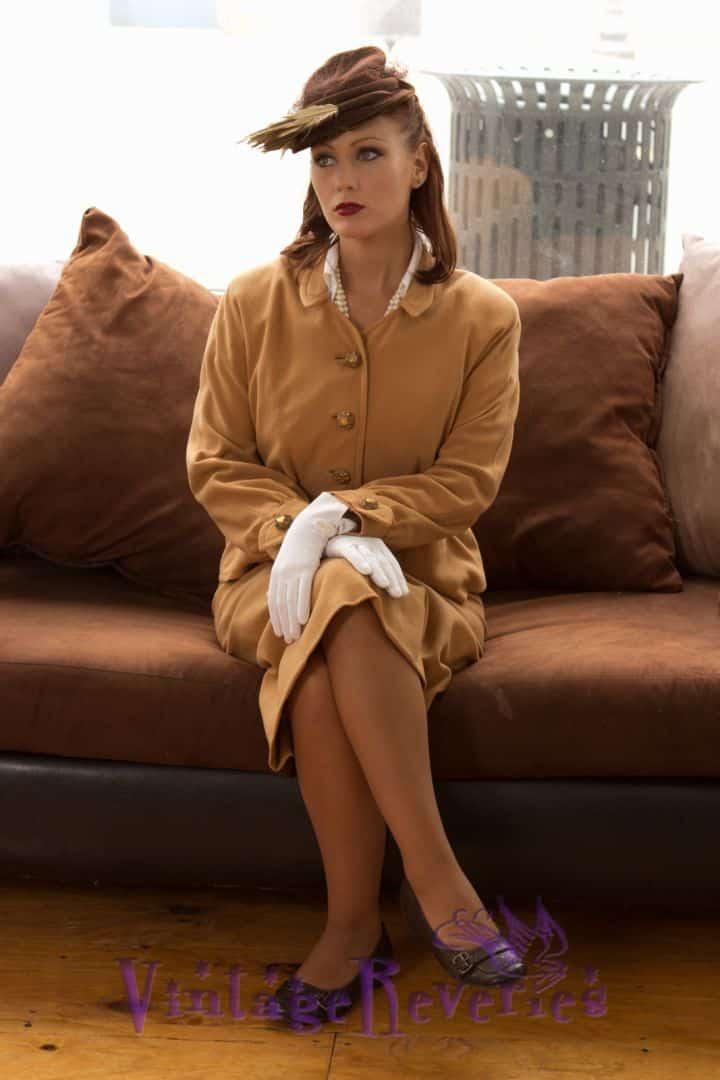 1940s street suit