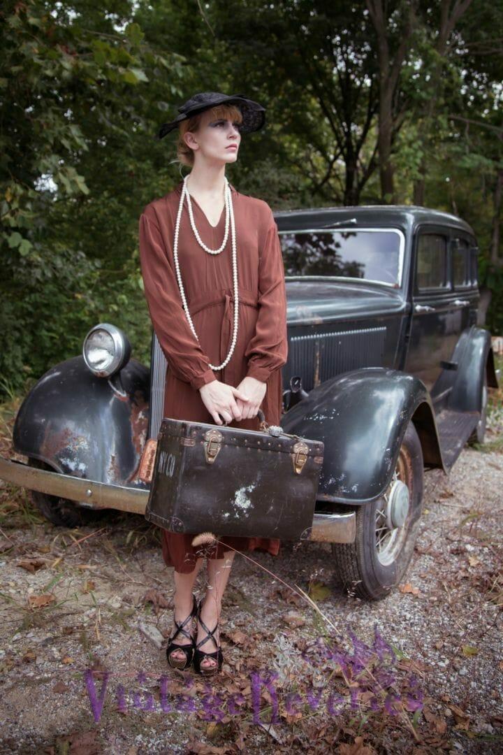 1930s oldsmobile photo