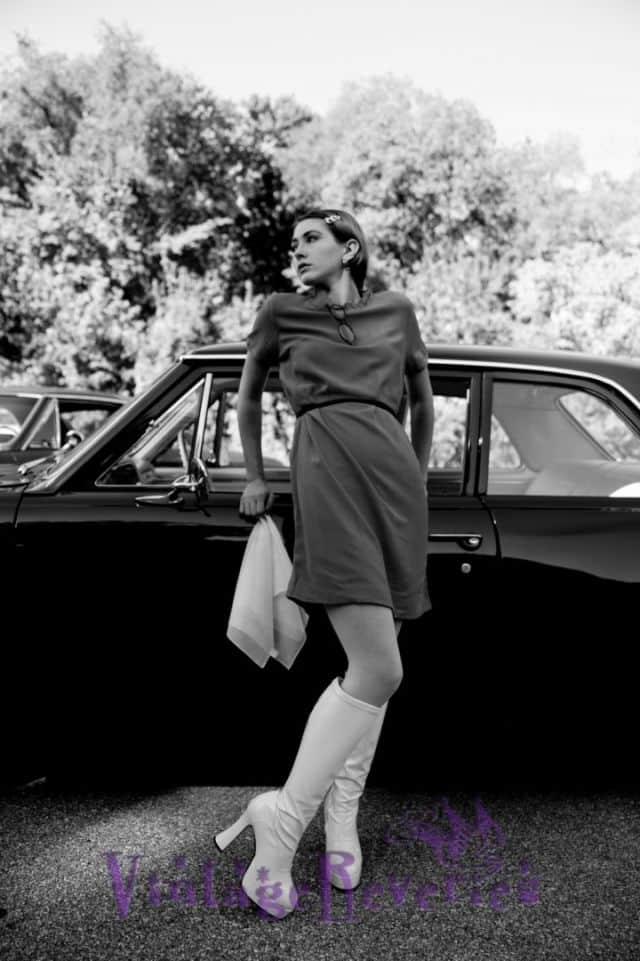 1960s styled car photos