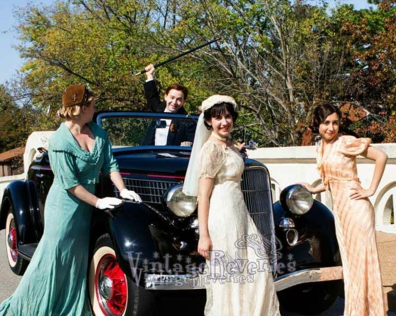 st louis wedding photographer vintage style
