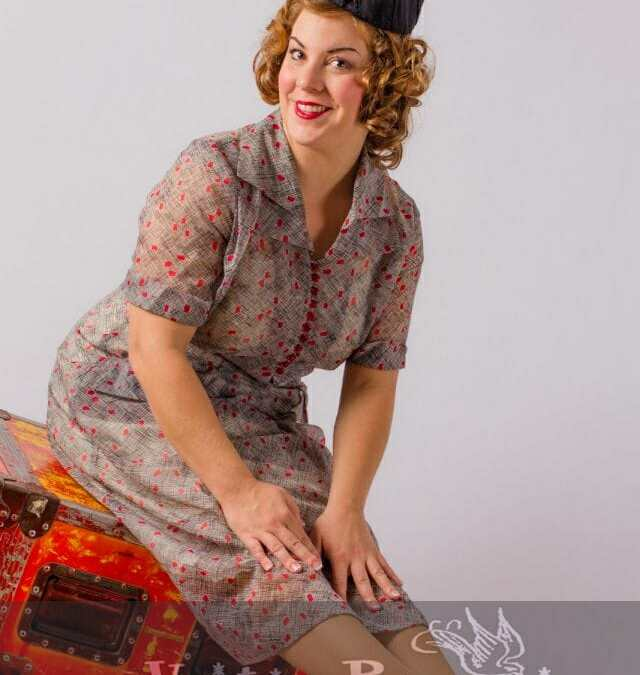1940s Style Pinup