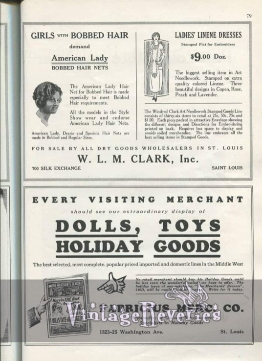 1920s toys and gifts