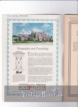 HoffMeister Funeral Home St. Louis