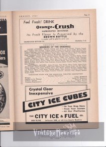 Orange Crush Ad WWII