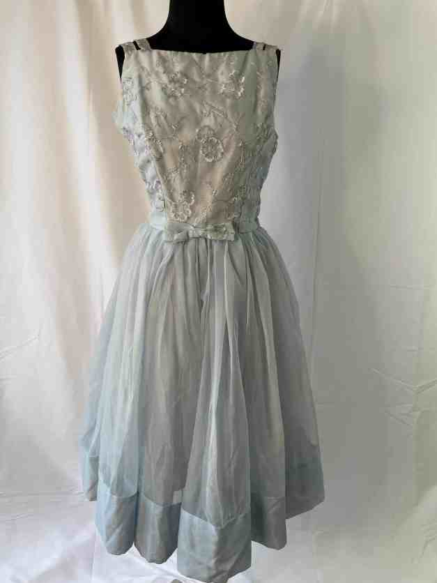 1960s party dress