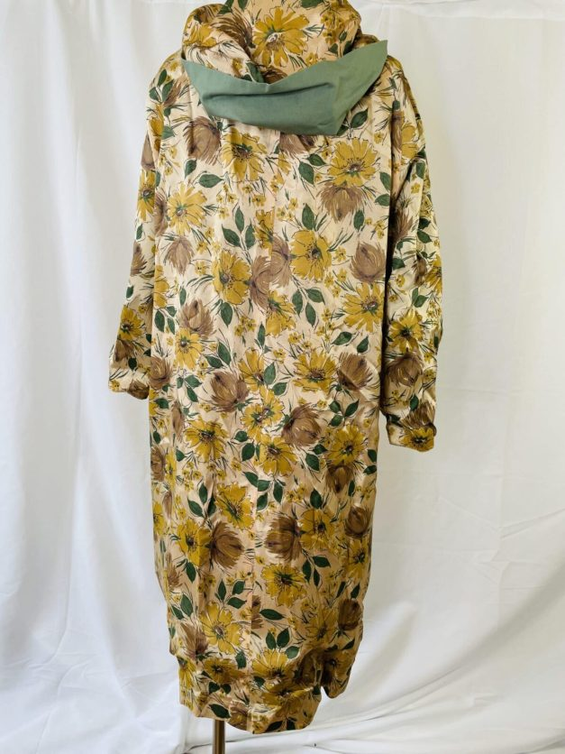 vintage Floral print coat for sale