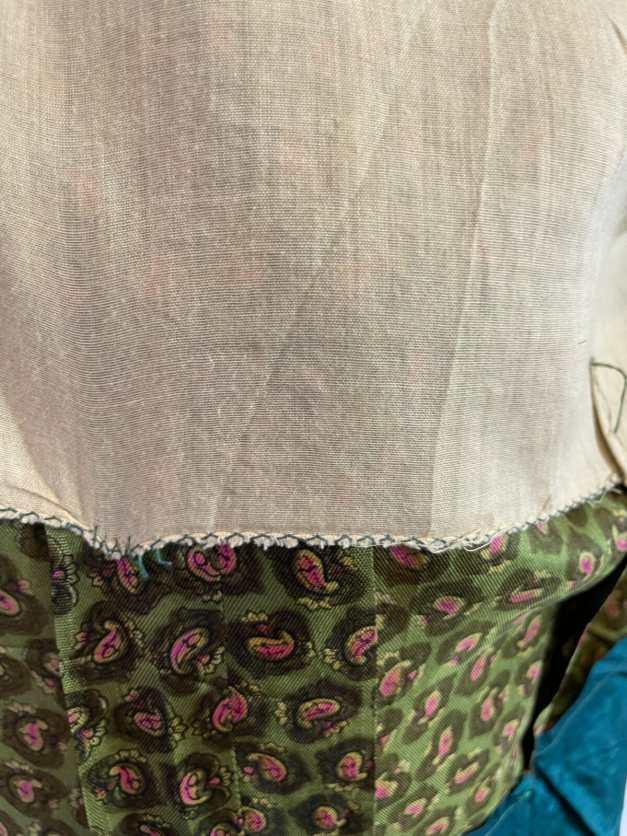 vintage dress details