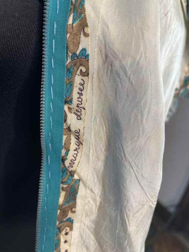 """""""marque deposee"""" fortunella fabric"""