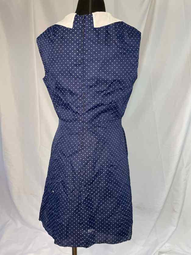 1960s mini dress