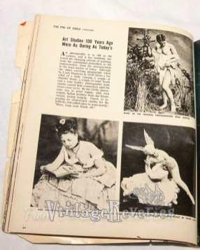 1950s pinup magazine