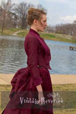 vintage fashion photo