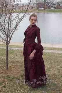 1880s fashion