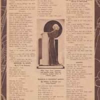 Lyrics to popular 1930s songs