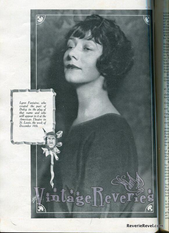 1920s singer st louis