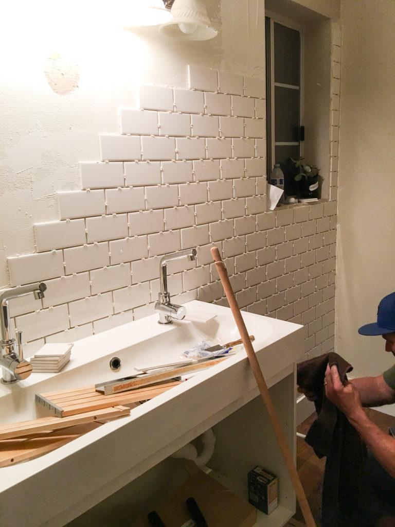 mind-blowing $939 bathroom makeover • vintage revivals