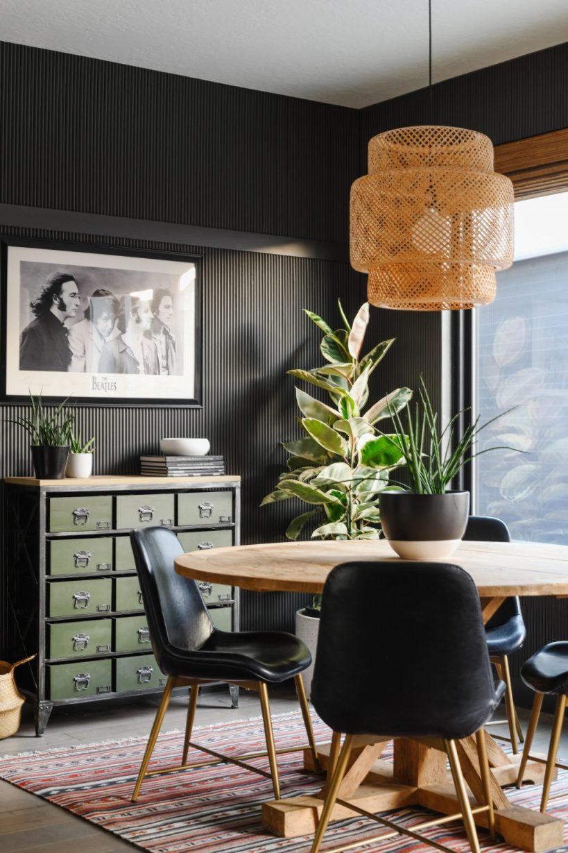 Tutorial para paredes decoradas con revestimiento