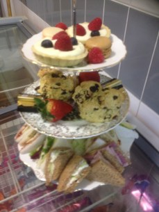 Afternoon tea2 today