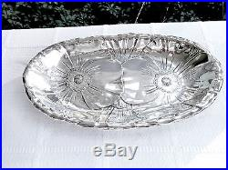Vintage Silver Plate VINTAGE WALLACE POPPY 123 STERLING