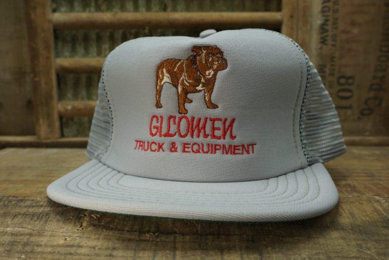 Vintage Gilomen Truck Snapback Trucker Hat Cap