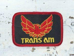 Vintage Trans Am Patch