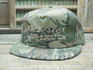 Rochester Sand & Gravel 1996 Hat