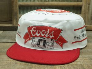 COORS Brewing Company Painter Hat