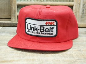 FMC Link – Belt Construction Equipment Hat