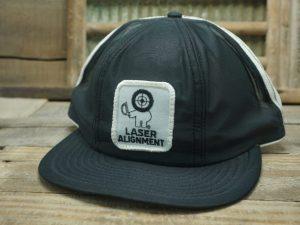 Laser Alignment Trucker Hat