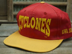 Iowa State Cyclones Vintage Hat