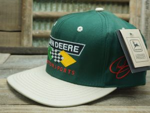 John Deere Motorsports Roush Racing Chad Little Hat