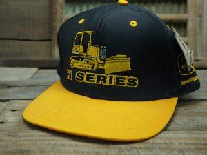 John Deere H Series Front Loader Hat