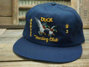Duck Hunting Club Dunbar #2 Hat