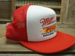 MILLER BEER & PENSKE Racing Team Hat