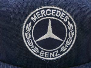 Mercedes Benz Hat