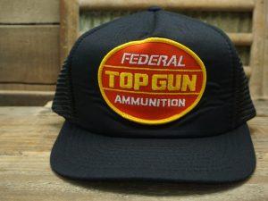 Top Gun Federal Ammunition Hat