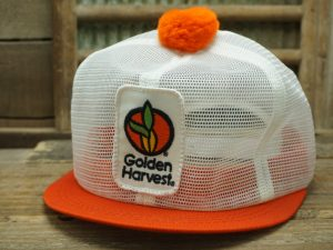 Golden Harvest Ladies Hat