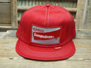 Elanco Compudose Hat