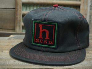 H Seed Hat