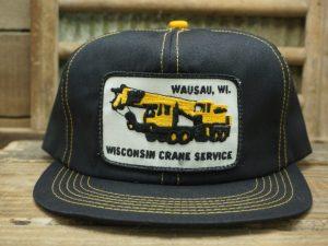Wisconsin Crane Services Wausau, WI Hat