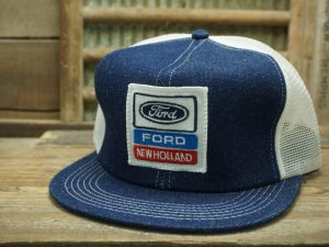 Ford New Holland Denim Hat